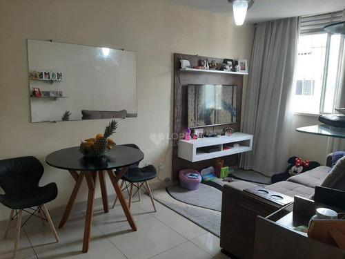 Apartamento Com 2 Quartos, 58 M² Por R$ 290.000 - Santa Rosa - Niterói/rj - Ap45592