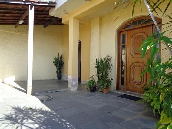 Casa Com 4 Quartos Para Comprar No Alvorada Em Contagem/mg - 290
