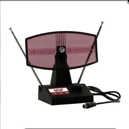 Antena Para Tv (mini-parabólica)