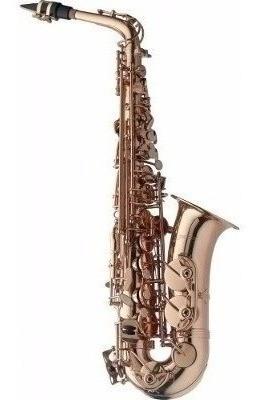 (eb) Saxo Alto High F + Estuche Stagg Levante Lvas4105