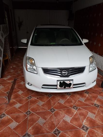 Nissan Sentra Luxury Piel Ee Qc Cvt 2010