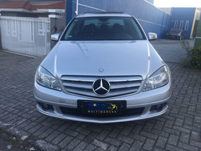 Mercedes-benz C 200 Kompressor 2.0 4p 2009