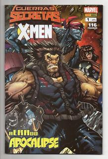 Hq - Guerras Secretas - X-men - Volume 1