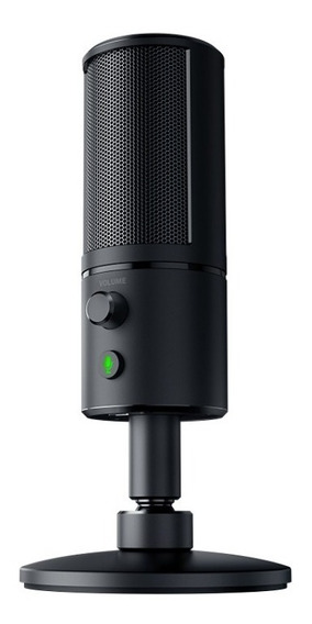 Microfone Gaming De Transmissão Razer Seiren X Rz19-02290100