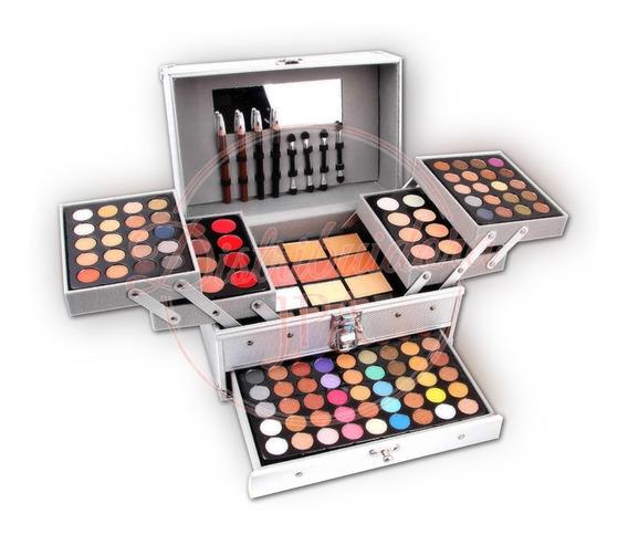 Maletin Set Maquillaje Makeup Profesional ¡ Oferta Cuotas !