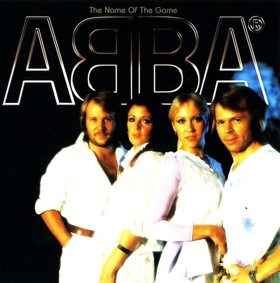 Abba The Name Of The Game Cd Importado Nuevo En Stock
