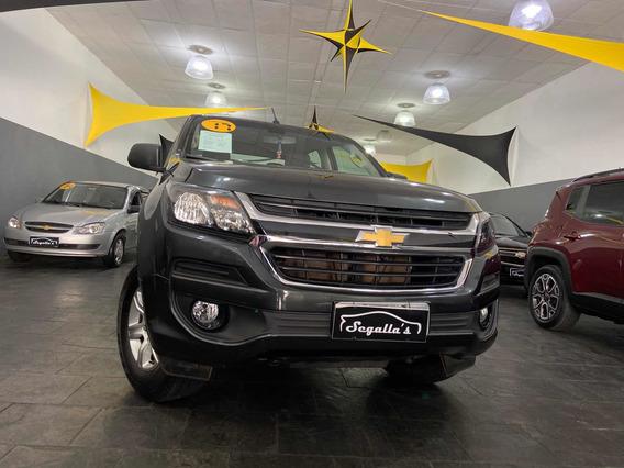 Chevrolet S10 2.5 Advantage Cab. Dupla 4x2 Flex 4p 2017
