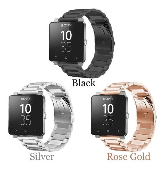 Para Mercado Sony Extensible Watch Relojes En Y Smart 2 Joyas hdCsQtrx