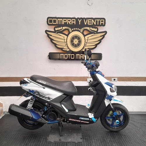 Yamaha Bws Fi Mod 2018 Al Dia Traspaso Incluido
