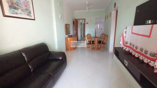 Apartamento Com 2 Dorms, Aviação, Praia Grande - R$ 350 Mil, Cod: 2451 - V2451