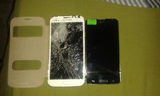 Samsung Galaxi (galaxi Mega) Y Lg Prolite No Consigo Modulo.