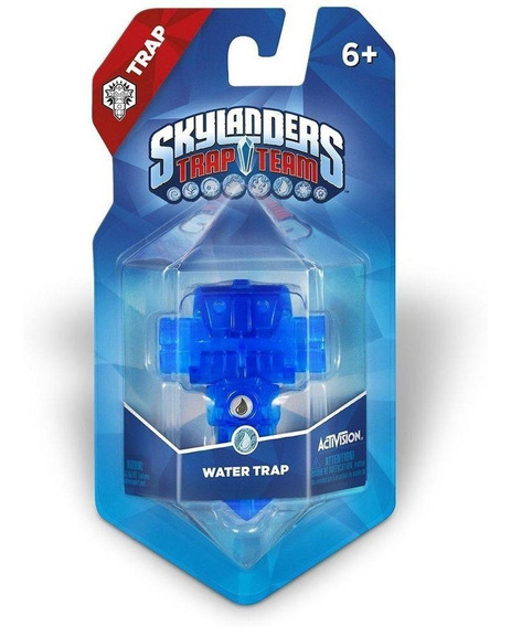 Skylanders Trap Team - Trap Crystal - Water Trap Armadilha