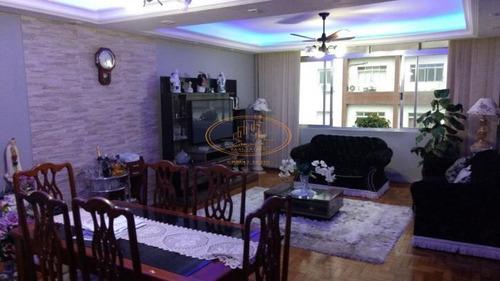 Apartamento  Com 2 Dormitório(s) Localizado(a) No Bairro Ponta Da Praia Em Santos / Santos  - 5770