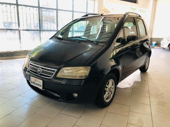 Fiat Idea 1.8 Gnc Full Anticipo $140.000 Contado 255.000