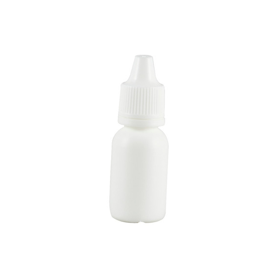 Conta Gotas Plástico De 10 Ml - 100 Peças