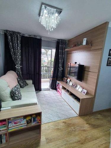 Imagem 1 de 21 de Apartamento À Venda, 56 M² Por R$ 426.000,00 - Lauzane Paulista - São Paulo/sp - Ap3196