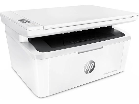 Impressora Multifuncional Hp Laserjet Pro M28w (w2g55a) Wifi