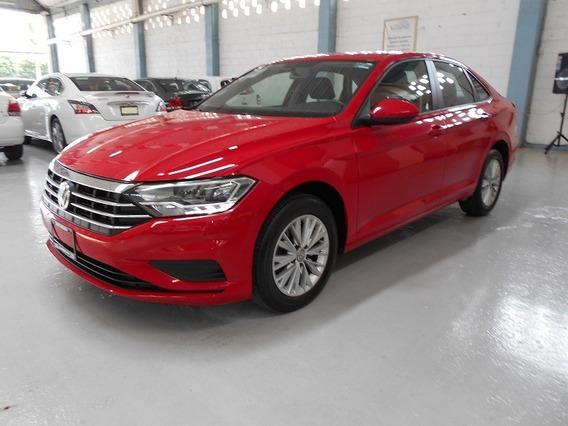 Volkswagen Jetta 1.4 T Fsi Comfortline Aut. 2019 Rojo