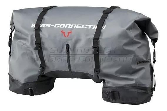 Bolso Trasero Drybag Moto Viaje 62 A 72 Lts - Sw Motech