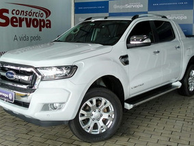 Ford Ranger Limited 3.2 4x4 Cd Aut Diesel 2017