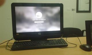 Computadora All In One Compaq