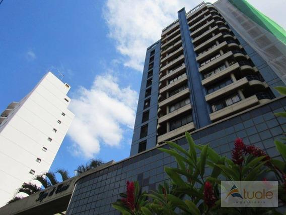 Apartamento Com 3 Dormitórios À Venda Ou Locação, 127 M² - Vila Itapura - Campinas/sp - Ap6362