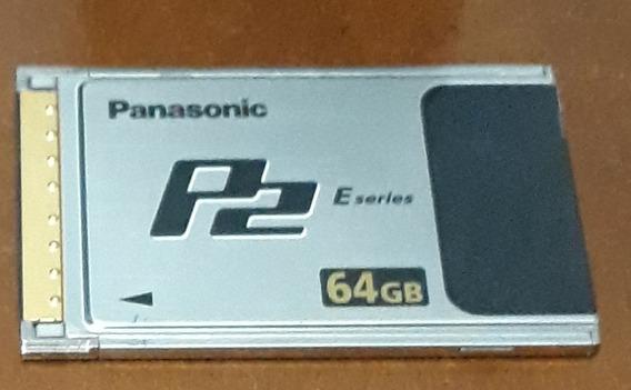 Cartão De Memória P2 64gb