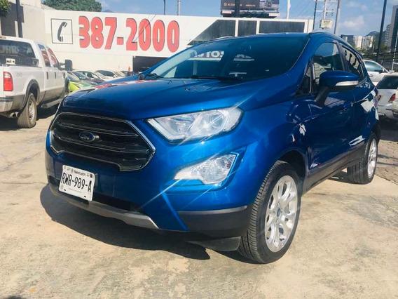 Ford Ecosport 2.0 Titanium At 2018