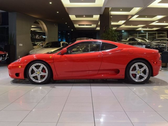 Ferrari F360 F1 Modena 3.6 V8 40v