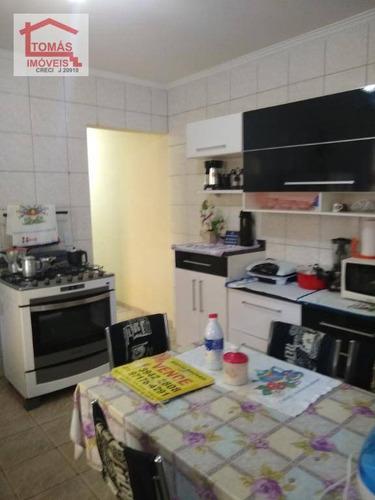 Imagem 1 de 17 de Casa Térrea ,com 2 Quarto E Cozinha Em Baixo - Ca0793
