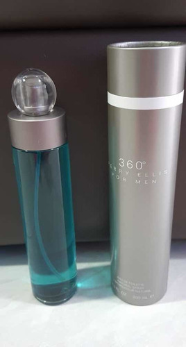 Perfume Perry Ellis 360 Para Hombre 200ml Original