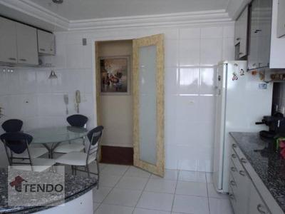 Apartamentos 89 M2 - 2 Dormitórios - Nova Petrópolis - São Bernardo Do Campo. - Ap0482