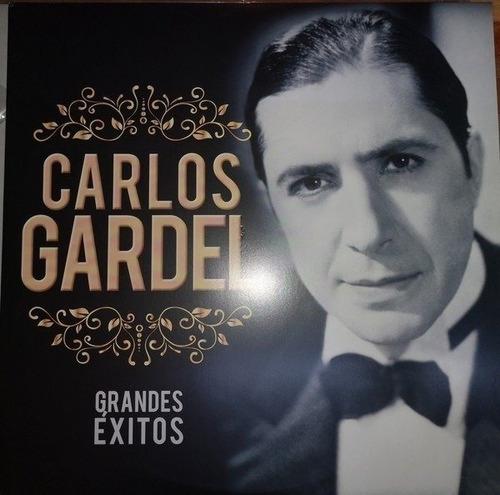 Imagen 1 de 1 de Carlos Gardel Grandes Exitos Vinilo Lp Original Nuevo