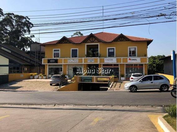 Sala Comercial Maravilhosa, Excelente Localidade, Venda - Granja Viana - Cotia/sp - Sa0403
