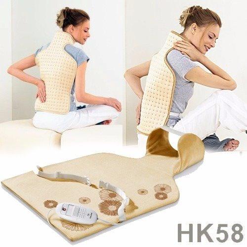 Almohadilla Eléctrica Para Espalda Y Cuello, Hk58 Beurer¡¡¡¡