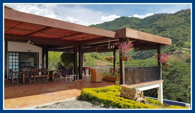 Vendo Hermosa Casa-finca, San Jeronimo