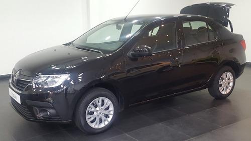 Renault Logan Intens Mt Nafta Sedan 4puertas 2021 0km