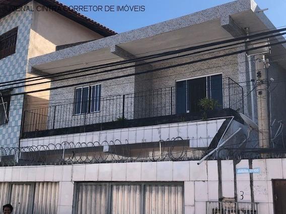 Casa Em Itapuã Para Venda, 1º Andar, 2/4 Com Suíte, R$ 150.000,00 - J698 - 34348849