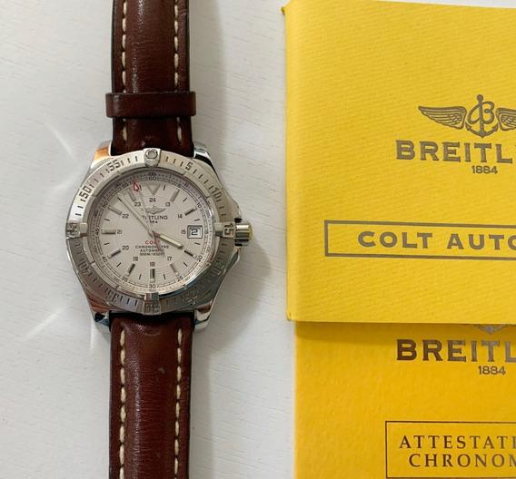 Relógio Breitling Colt Automatico 41mm