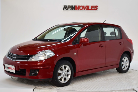 Nissan Tiida Acenta 1.8 5p Manual 2012 Rpm Moviles