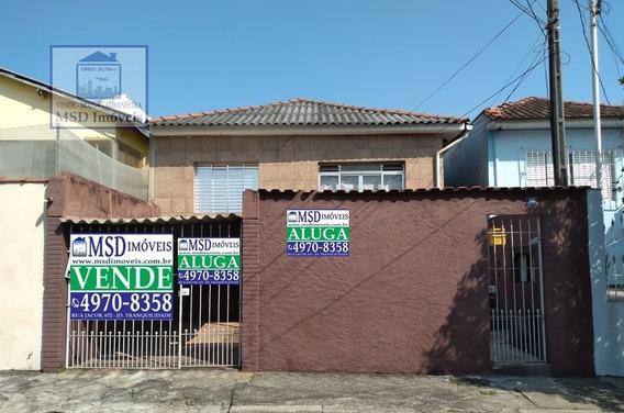 Casa A Venda No Bairro Vila Galvão Em Guarulhos - Sp. - 1221-1