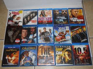 Gran Lote De Peliculas Originales Pelicula Blu Ray Disc +++