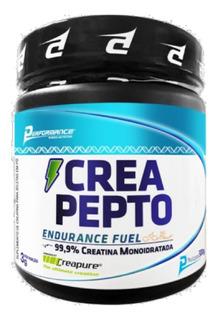 Creatina Monoidratada Crea Pepto Creapure 300g - Performance