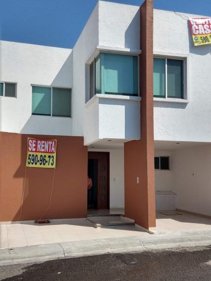Casa 3 Recamara Puebla Con Roofgarden Como Depto Terraza