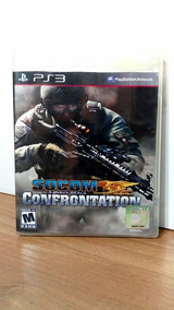Socom Confrontation Ps3 Usado
