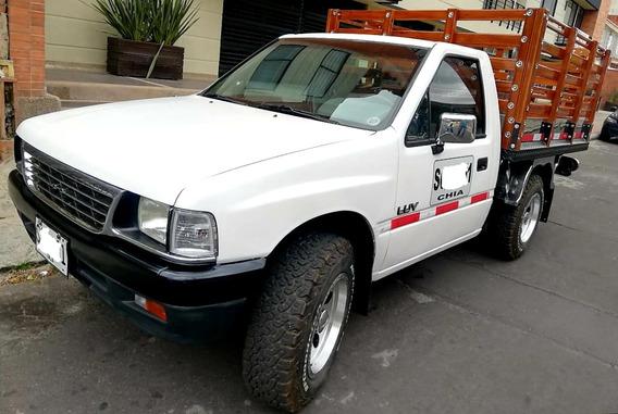 Chevrolet Luv 95 En Óptimas Condiciones Listo Para Trabajar