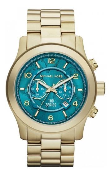 Relógio Oversize Michael Kors Mk5901 Original Promoção
