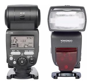 Flash Yongnuo Yn660 Nikon Canon Speedlite Supera 560 Iii Iv