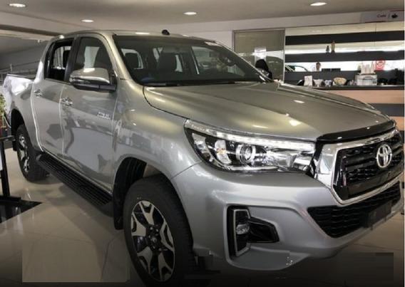 Toyota Hilux Srx 2.8 Dies Aut 4x4 Cab.dupla Completo 0km2019