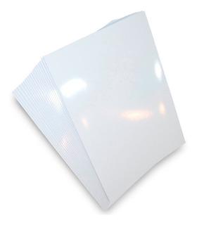 Papel Fotografico Carta Paq C/20 Hojas Glossy 200g Full
